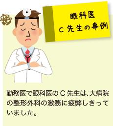 眼科医C先生
